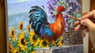 SENKARIK Delightful Sentry   Rooster Part 2