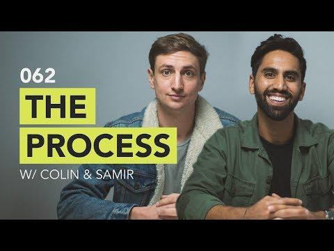 Ground Up 062 - The Process w/ Colin & Samir