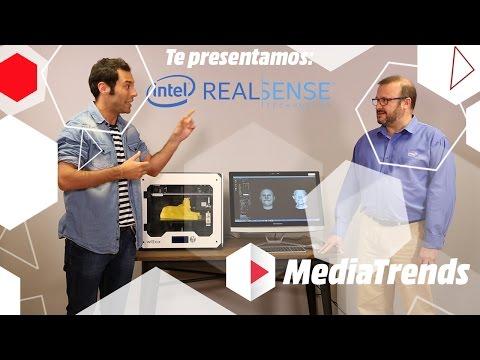 Presentamos REALSENSE de Intel. Review en español