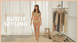 SPRING & SUMMER LOOKBOOK | outfit ideas