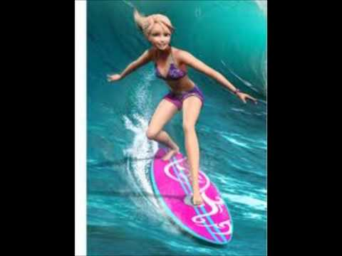 Barbie - Queen Of The Waves