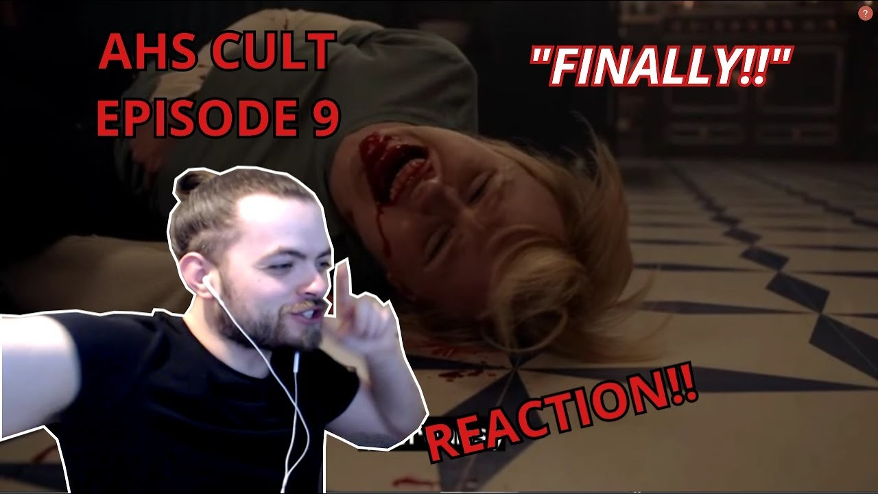 """Download AHS Cult - Episode 9 - """"Drink The Kool-Aid"""" - Reaction & Review"""