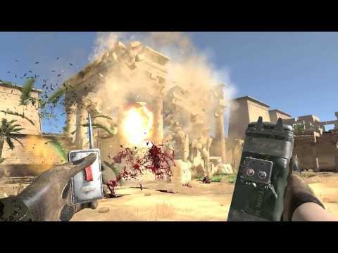 Serious Sam 3: BFE - XBLA Launch Trailer