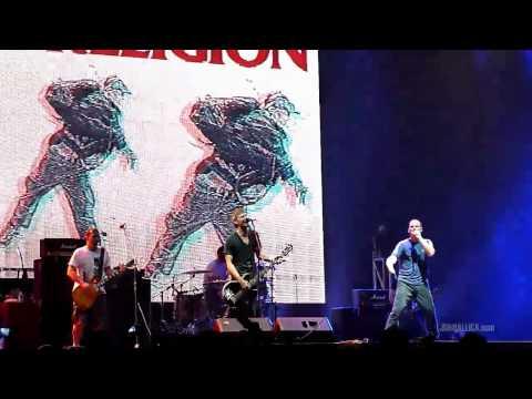 Bad Religion - American Jesus (Live in Jakarta, 20 September 2011)