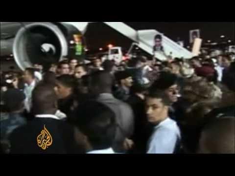 Al-Megrahi's release sparks row - 22 Aug 09