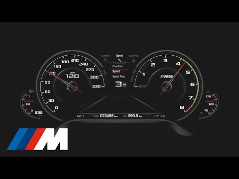 BMW M Magazine - How we shape icons - Episode 4 User Interface