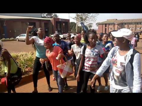 Univen students rapping