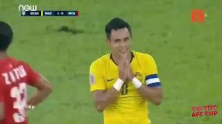 Malaysia vs Myanmar [ 3 -0 ]   AFF Suzuki CUP 2018 [ GROUP STAGE] 24-11-2018