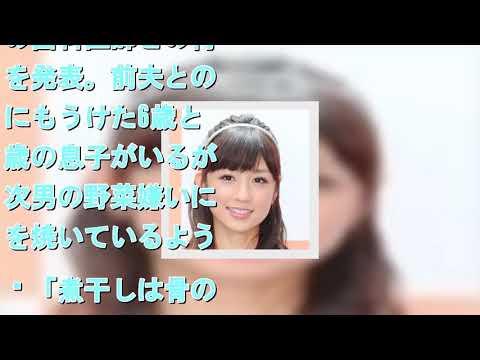 小倉優子、得意のインスタで義母のハートもガッチリ掴んだ!