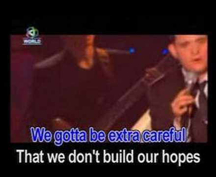 Me and Mrs. Jones - Michael Buble (Karaoke)