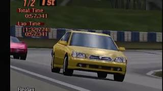 Gran Turismo 2 Dreamcast Bleem vs. PlayStation Comparison