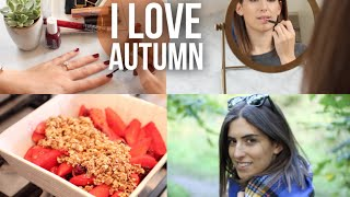 I Love Autumn | Lily Pebbles