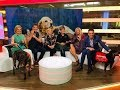 Studio 10 live interview on pet adoption and the Rescue Awards