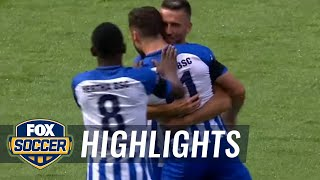 Video Gol Pertandingan Hertha Berlin vs Vfb Stuttgart