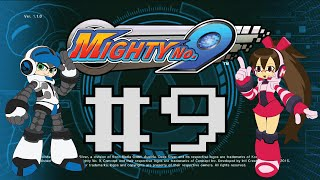 mighty no 9 blind sky ninja part 9