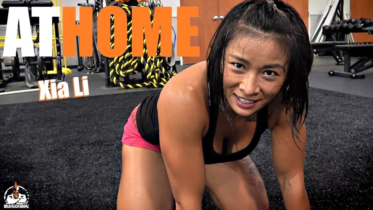Xia Li Home Workout (15 MINS!)
