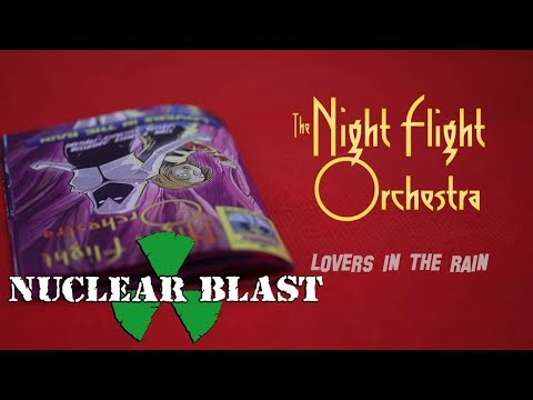 THE NIGHT FLIGHT ORCHESTRA - Lovers In The Rain (OFFICIAL TEASER)