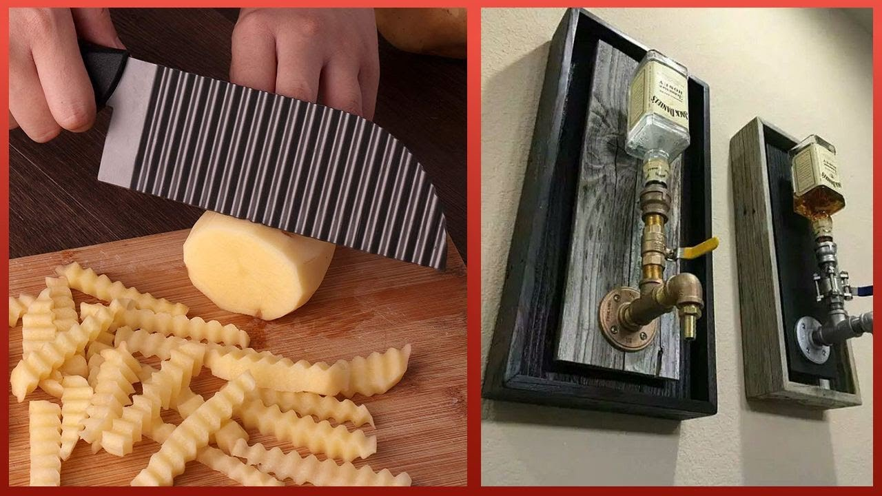 30 Amazing Kitchen Gadgets Put To Test | Will Make Your Life Easier ▶4