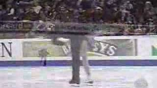 Elena Berezhnaya and Anton Sikharulidze 1998 Worlds LP