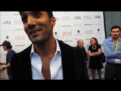 THAT NERD :  with Dominic Rains on the Red Carpet