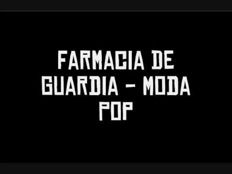 Farmacia de guardia moda pop youtube - Farmacia de guardia silla ...