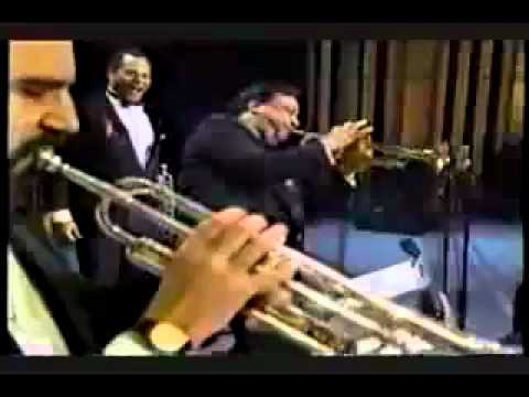 """LIVE AT THE GRAMMYS"" RANDY BRECKER, ARTURO SANDOVAL, CHUCK FINDLEY & BYRON  STRIPLING"