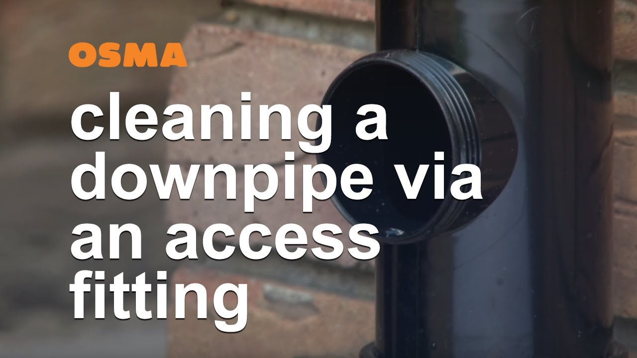 Half-round profiled rainwater gutter pipes | Osma Roundline