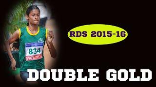 400m Girls U-14 Final || 58th Republic Day State Level Schools Sports Meet 2015-16