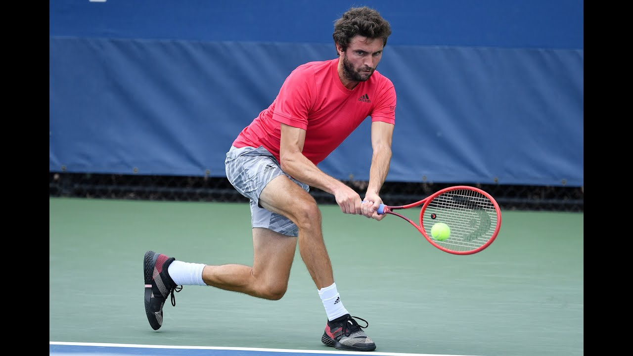 Mohamed Safwat vs Gilles Simon | US Open 2020 Round 1