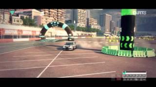 Dirt 3 gameplay PC  Full HD  Ultra settings dx11 GTX 560 - Showdown Monaco II Replay