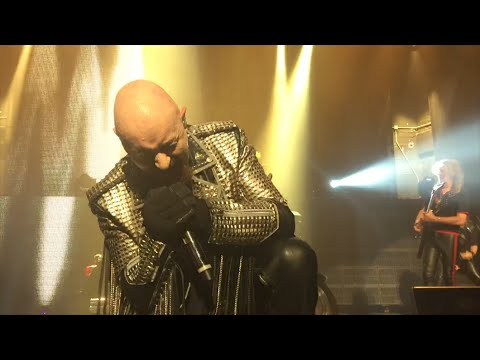 Judas Priest - The Warfield - 10/20/2015 - 9 Songs [Mostly Multicam]