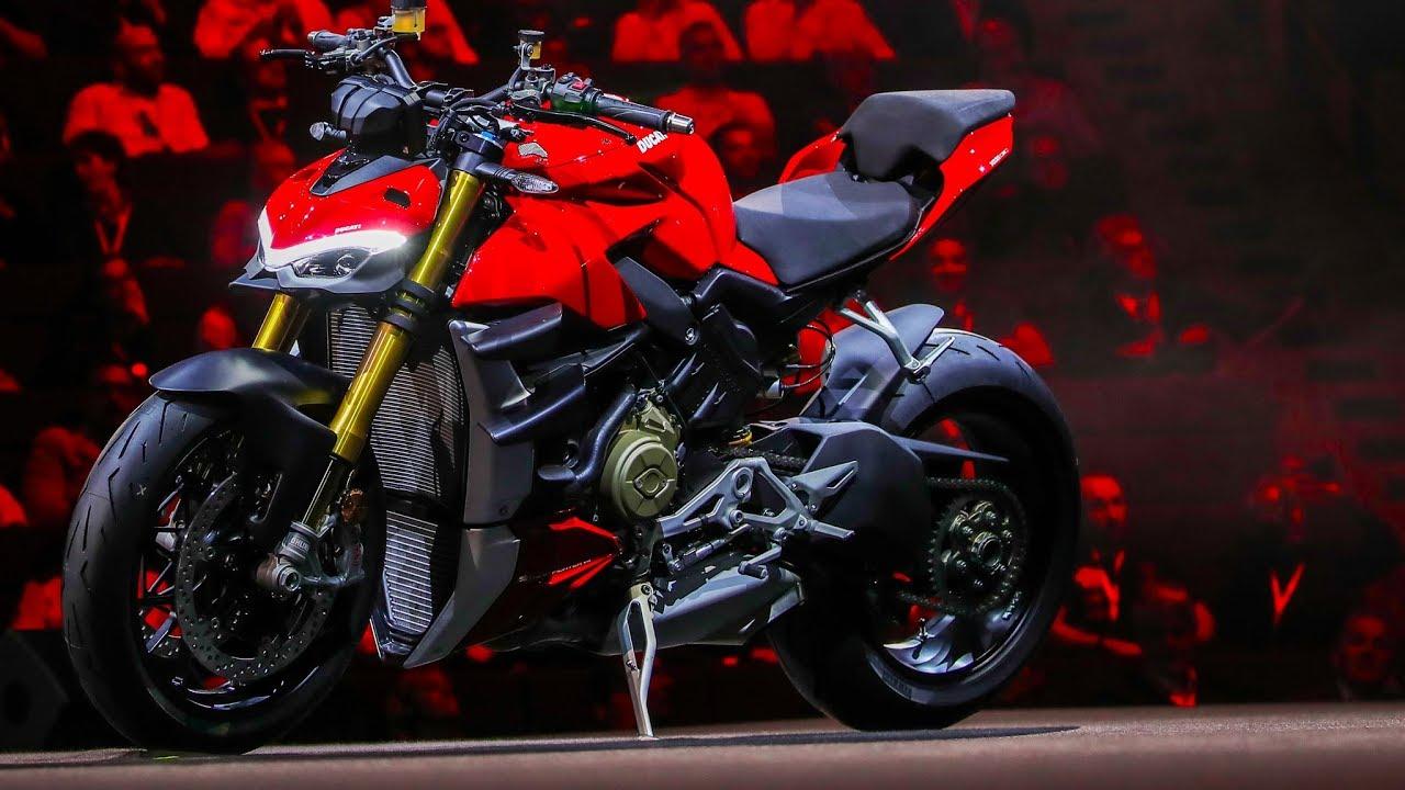 New Ducati Streetfighter V4 2020 Youtube