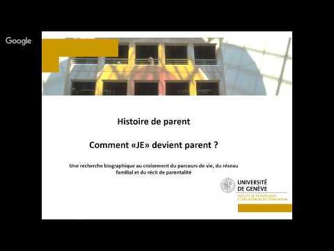 Histoire de Parent Comment JE devient parent ? Mars 2017