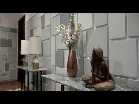 Дизайн интерьера/ЖК Садовые Кварталы/Видео о дизайне/Арт-деко