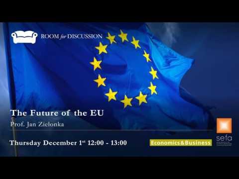 The Future of the European Union - Prof. Jan Zielonka (Oxford)