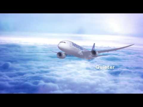Our Boeing 787 Dreamliner