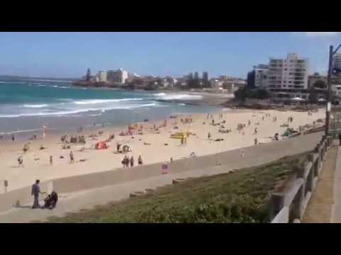 Cronulla beach Sydney-Australia day 26/01/2013