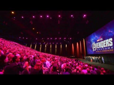 Avengers: Endgame - Best Moments - Audience Reaction - Final Battle \u0026 Funny scene |