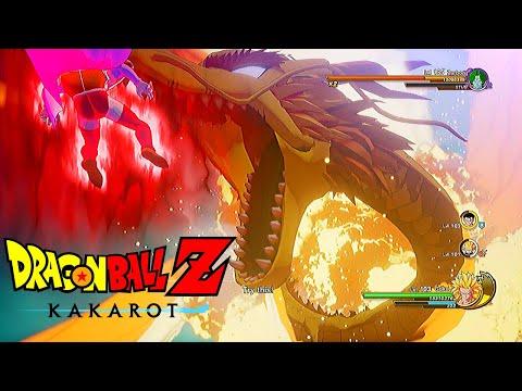 Dragon Ball Z: Kakarot - All Transformations, Surges & Stun Break Super Attacks