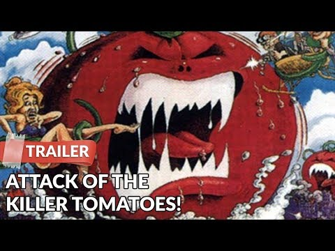 Attack of the Killer Tomatoes! 1978 Trailer HD | David Miller