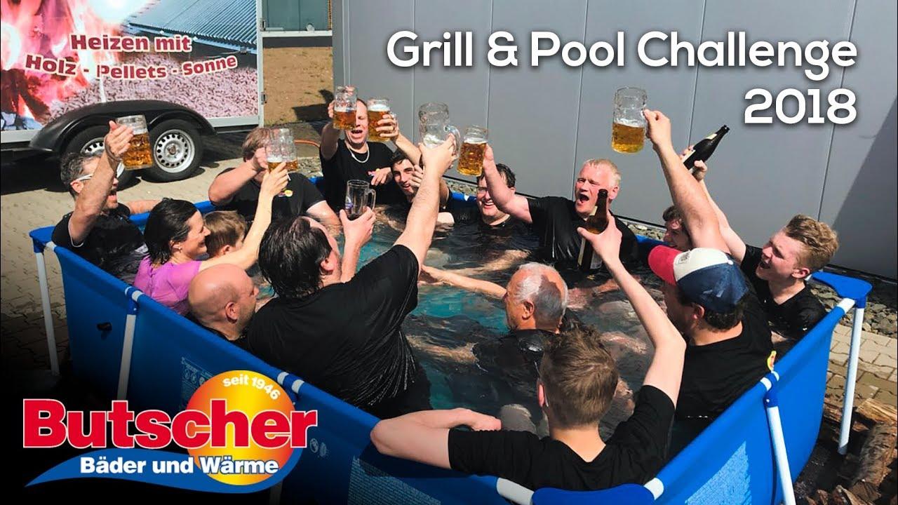 Grill Pool Challenge Regeln