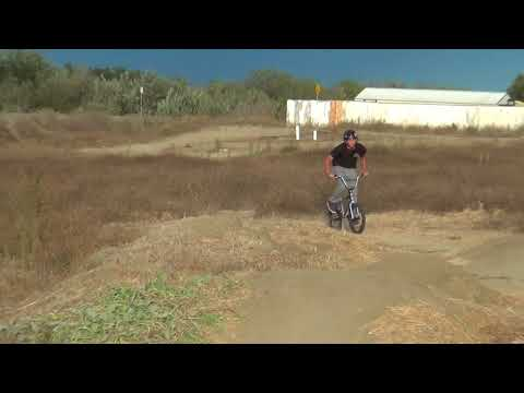 BMX jumping in Oceanside 2 of 2