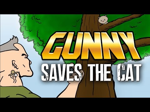 Gunny Saves the Cat