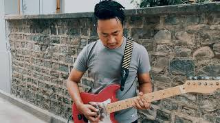 Pink Floyd - Comfortably Numb (cover) By Izzy Naw | The Wishess | Imphal | Manipur