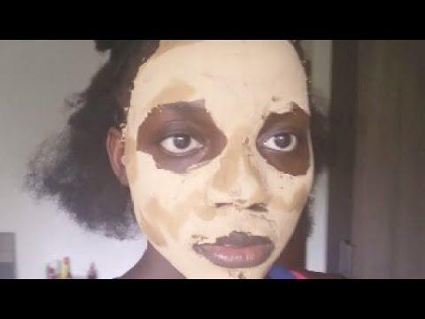 masque l 39 argile jaune contre l 39 acn et la peau grasse youtube