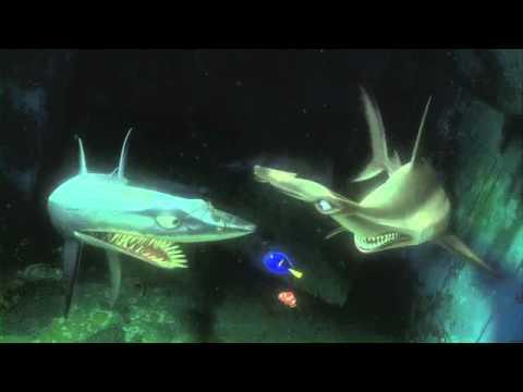 FINDING NEMO 3D - Fish Are Friends (clip)