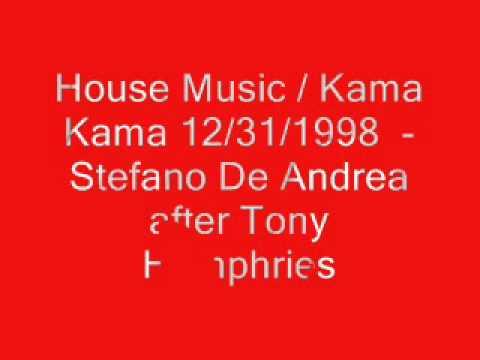 Stefano De Andrea after Tony Humphries (Kama Kama 12/31/1998 )