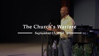 The Church's Warfare