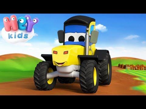EL TRACTOR y muchas m�s Canciones Infantiles dela granja | HeyKids