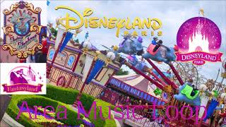 Dumbo The Flying Elephant area music loop - Disneyland Paris